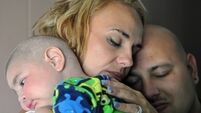 Terminally ill two-year-old to be best man at parents wedding