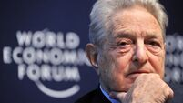 Soros, 83, ties knot with third wife