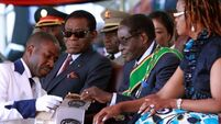 Mugabe sworn in for five-year term