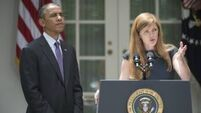 Samantha Power: Irish expat in a position of Power