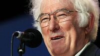 Celebrate Heaney