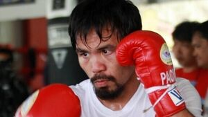 Pacquiao's thoughts with countrymen