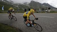 Froome looks set for lap of honour in Paris