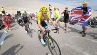 This is just the start, insists champ Froome