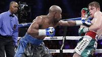 Just another $41.5m day at office for Floyd