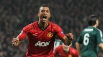 United's hefty €10m price tag scares Galatasaray off Nani