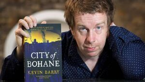 A melting pot of fiction from Kevin Barry