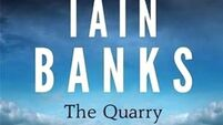 Final novel set the tone for  a fitting departure for author Iain Banks