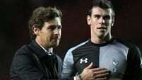 AVB critical of Real's public pursuit of Bale