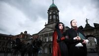 Bram Stoker's Dracula swoops down on Dublin in the dark