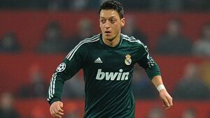 Gunners sign €50m Germany star Ozil