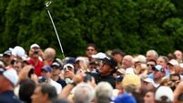 Mickelson hitting top gear as he hunts sixth major