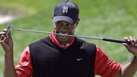 Woods is  sporting rich list's big hitter