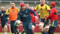 Revitalised Murphy seizing Munster moment