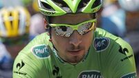 Sagan takes centre stage