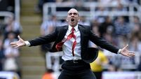 Di Canio blasts back at O'Neill
