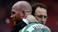 The moment Martin O'Neill the good cop, turned bad cop