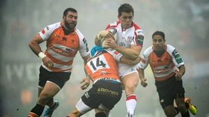 Anscombe sees good signs through the gloom