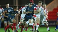 Scarlets halt Ulster's march