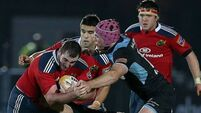 Injury worry for O'Connell as JJ's magic puts Munster top