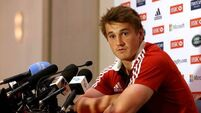 Chosen one Davies pays tribute to O'Driscoll