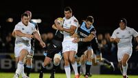 Glasgow sink lacklustre Leinster