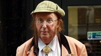 'Inconsolable' McCririck fears for future