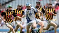 Heroes step  forward as  dogged Déise dig deepest