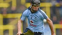 Sutcliffe lets his hurling do the talking