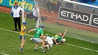 Davy driving Clare close to perfection