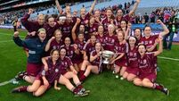 Camogie chief relishing task