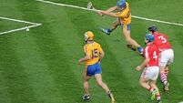 Clare claim a game borrowed from the gods