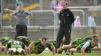 McGuinness's Donegal backroom team 'close to completion'
