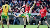 A dogfight as Donegal dig out win