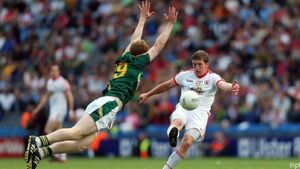 Experience tells for Tyrone in thriller