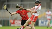 Derry denied as Down rally to force replay