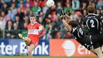 Walsh quits as Derry drive on