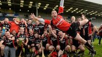 Tough going but Oulart make it a magical five