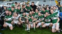 Fitzpatrick timing perfect as Portlaoise retain crown