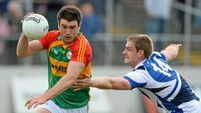 Relentless  Laois  make it      Friday  to forget  for    Carlow