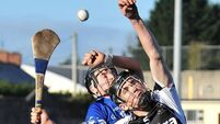 Rampant Rochestown march on