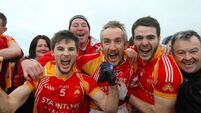 Mitchels stun St Brigid's in fiery thriller