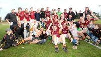 Youghal find an extra edge in hour of glory