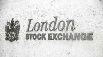 London market ends slightly higher