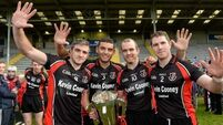 Our time is now, says Oulart captain Nolan