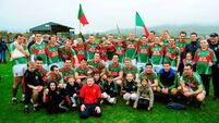 Kelly  and  O'Connor goals   inspire  St Michaels/Foilmore