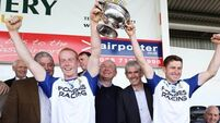 Ballinderry repeat hat-trick