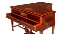 Erard piano is top lot at private collections sale
