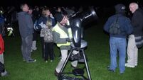 Astronomy Ireland gearing up for Ireland's biggest telescope festival