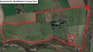 €10,000 an acre sought for well-sited North Cork farm